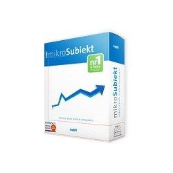 mikroSubiekt dla Windows (uproszczony system sprzedaży)