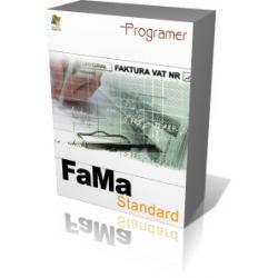 Fama Standard - sprzedaż, magazyn, rozliczenia