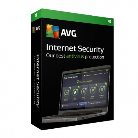 AVG Internet Security 1 stanowisko 1 rok