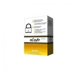 mSzyfr @BOX - program do szyfrowania danych
