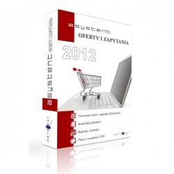 Asystent  Oferty i Zapytania 2012 Biznes - licencja doż. elektroniczna