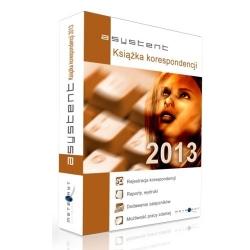 Asystent Książka Korespondencji 2013 Biznes
