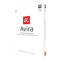 Avira Internet Security Suite - 3 stanowiska - 1 rok