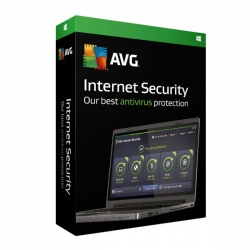 AVG Internet Security 1 stanowisko 2 lata