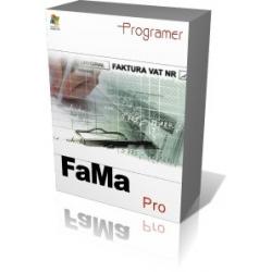 Fama Pro - sprzedaż, zakup, magazyny, rozliczenia
