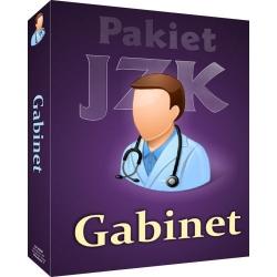 Gabinet JZK® X1 - licencja roczna start